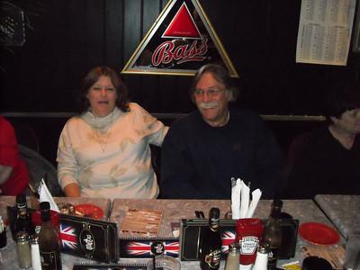 November at the Pub in Rocky River