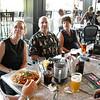 Kat, Steve & Debbie Morris