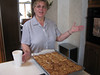 """Terry Wilfong aka Paula Deen, """"I did these all by myself!"""""""