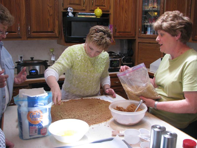 Cathy Pastron & Deb Morris