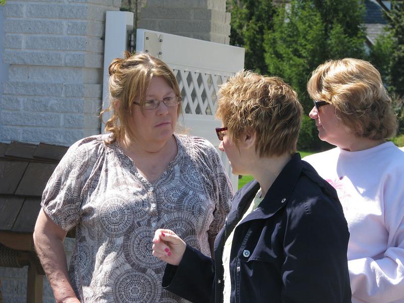 Lex Leonard, Cathy Pastron & Kathy Haburt
