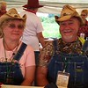 King & Queen of the Fair  Dennis & Terry Wilfong