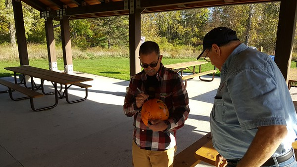 Pumpkin Rum - October 22