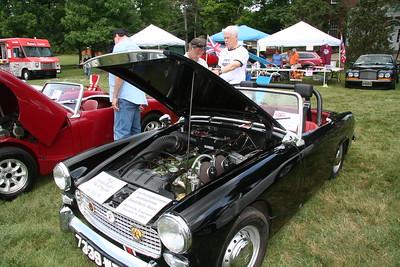 British Car Days - Hudson