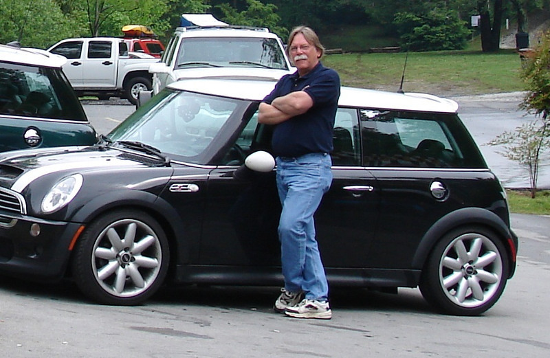 Bob Leonard at Tail of the Dragon 2006