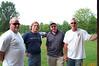 Dennis Wilfong, Bob Leonard, Ray Lydon, & Tom Sultzer Summer Party 2008 005