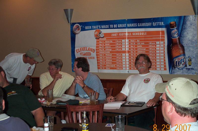 Jeff Fields, Bill Oliver & Bob Leonard