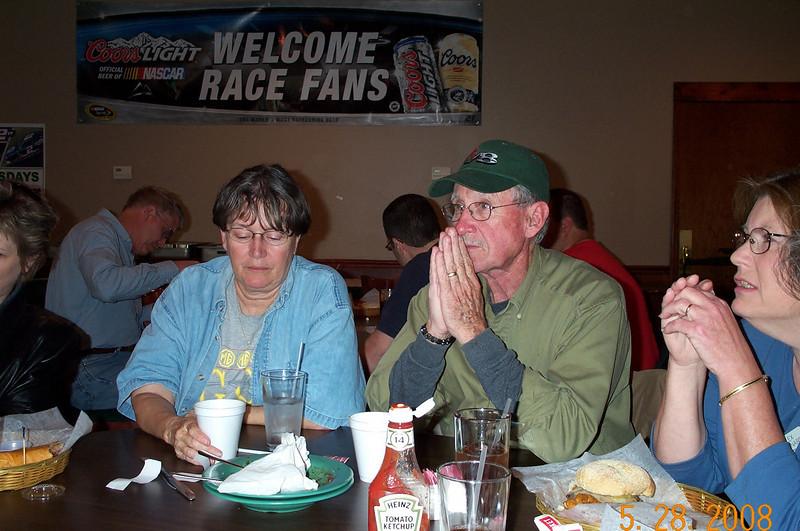 Bernie & Diana Posey spring meeting 001