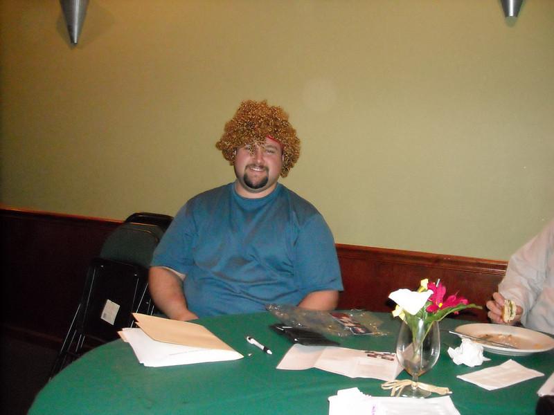 Rob at the April 2009 meeting
