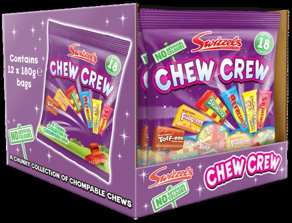 72904 Chew Crew 180g SRP