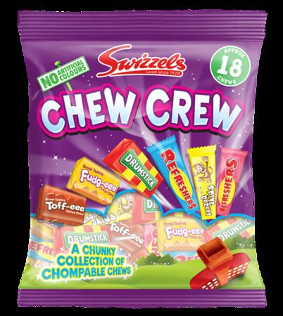 72904 Chew Crew 180g Bag