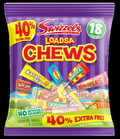 71717 Loadsa Chews 40pc Bag