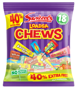 71717 Loadsa Chews 40pc Bag
