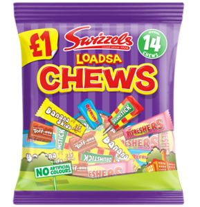73260 Loadsa Chews 135g1 PMP  Bag