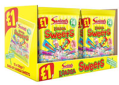 72321 Loadsa Sweets 135g 1 PMP SRP