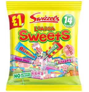 72321 Loadsa Sweets 135g 1 PMP Bag