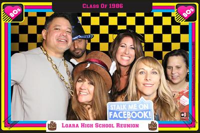 Loara High School Reunion 86