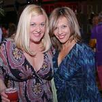 Leigh Ellen Erickson and Shari Baughman.