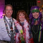 Allen Harris, Kirsten Miller and Candace Weber.