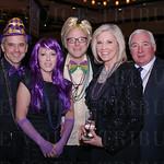 Aaron and Kathy Gani, Chris Kay, Pattie Dale and Jim Tye.
