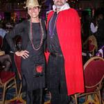 Lauren Meena and King Vitamin.