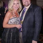 Dr. Sarah Johnson and Brett Bachmann.