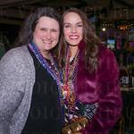 Annette Skaggs and Karen Casi.