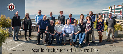 Local 27 Seattle Firefighter's