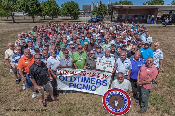 2016 Old Timer's Picnic