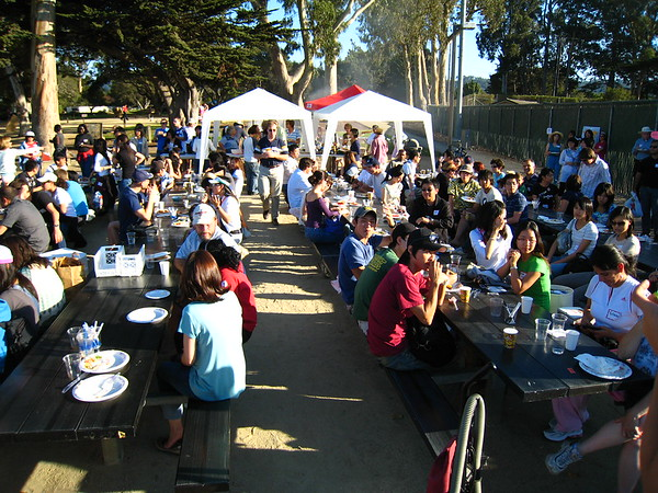 2008 11th Annual Welcome Picnic