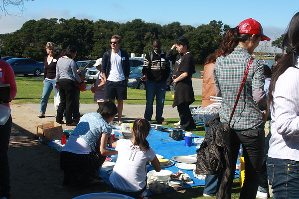 2011 Annual Welcome Picnic