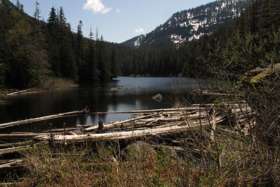 Barclay Lake, 20140511