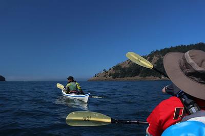Kayaking, 20140726
