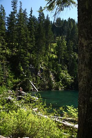 Lake Serene, 20100814