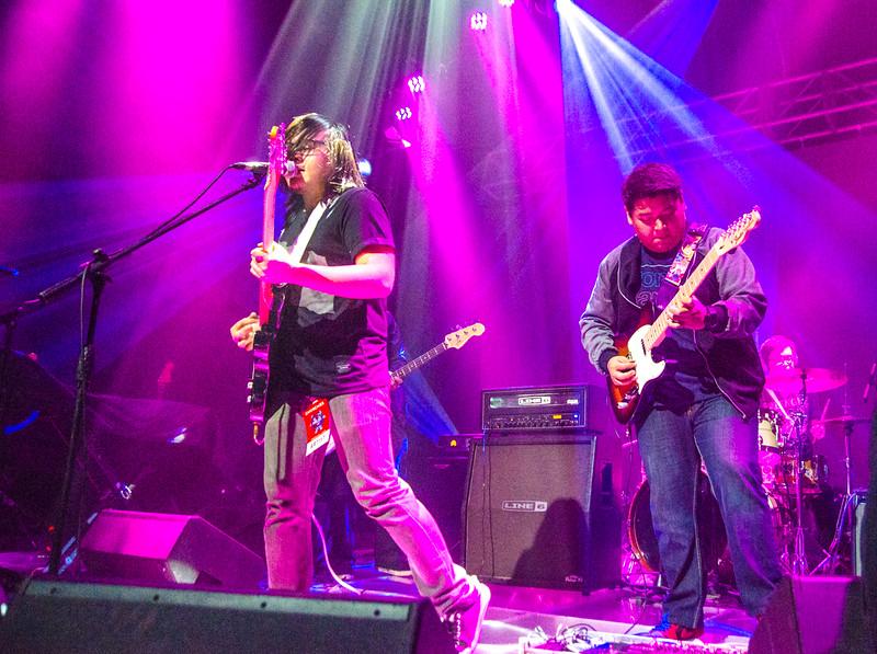 Autotelic, live in Manila