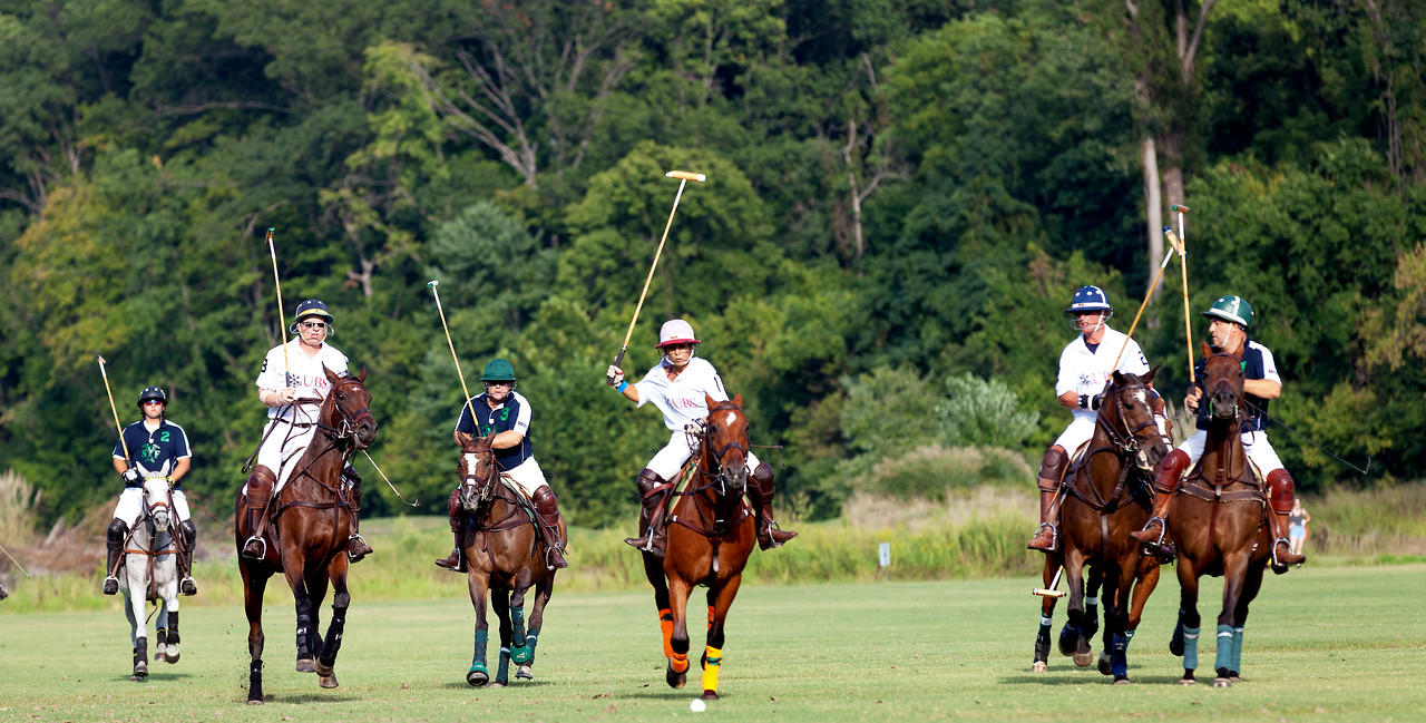 11th Annual Charity Polo Match for Therapeutic Horsemanship, McGhee Field