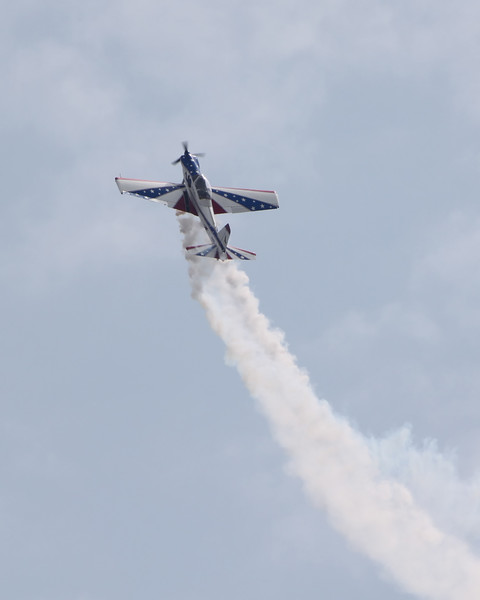Air Show, Fair St. Louis, 7/4/10