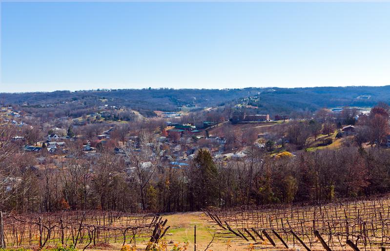 Hermann, Missouri - Missouri Wine Country