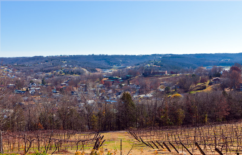 Hermann, Missouri - Missouri Wine Country