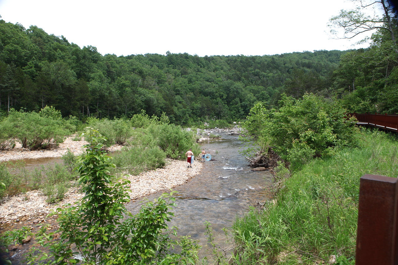 Missouri State Parks - Elephant Rocks & Johnson's Shut Ins