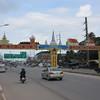 Entrance Gate to Nakhon Si Thammarat