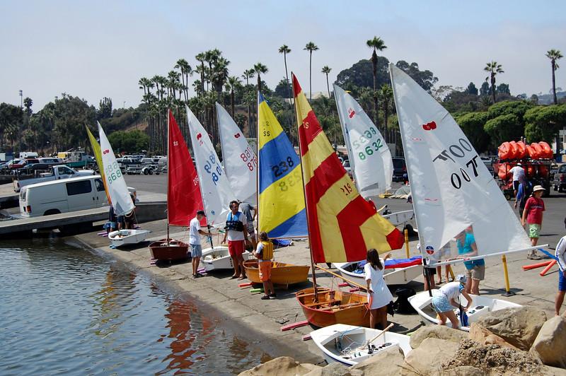 Ready to sail away