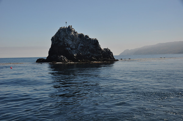 Ship Rock, Catalina
