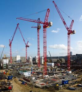 Nov' 18th 2011...  Tesco building site