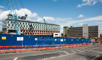 July 6th 2011.. Tesco and woolwich central site