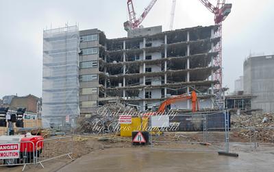 crown buildings progress 22nd nov 2011