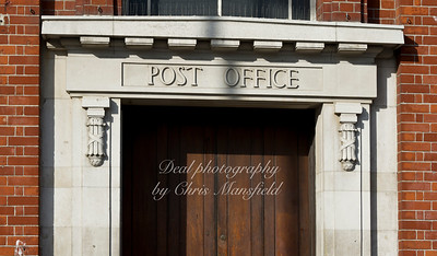 Sept' 2011 .  Post office entrance