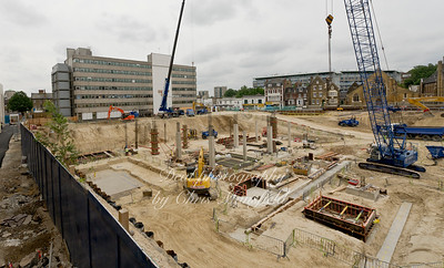 July 12th 2011.  Woolwich central site