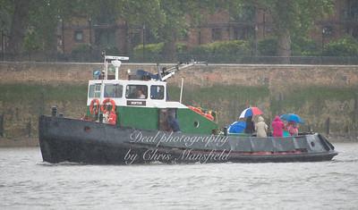 Barge 42 rain