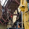 Oct 27th 2015.  Demolition progress